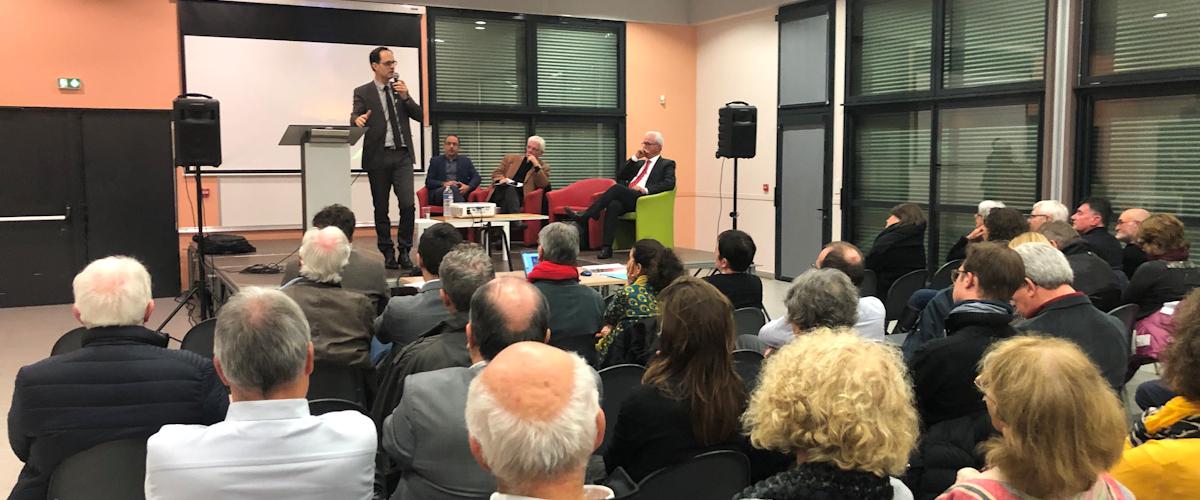 Fiscalité écologique, gestion des déchets et économie circulaire en débat pour la seconde rencontre des élu(e)s