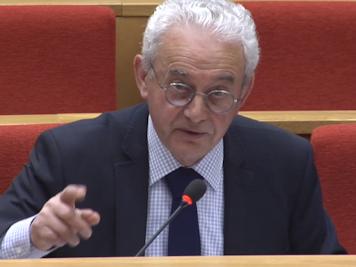 Mon intervention en commission sur le Projet de pacte Finance-Climat européen