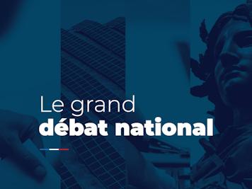 Suites du Grand débat national : construisons ensemble un nouveau contrat social, écologique et démocratique