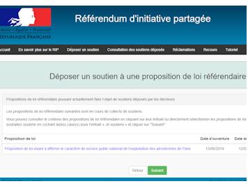 Non à la privatisation d'Aéroports De Paris, soutenez le référendum d'initiative partagée !