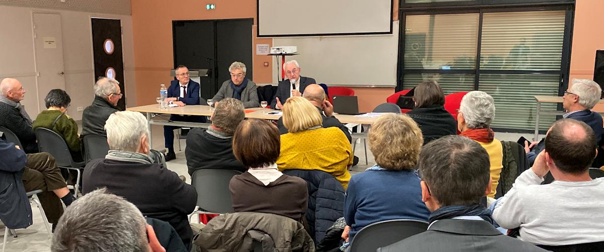 Quatrième rencontre des élu(e)s - Projet de loi relatif à l'engagement dans la vie locale et à la proximité de l'action publique
